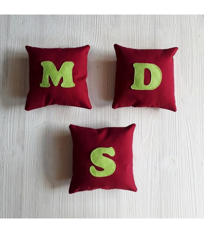 Armband Kussentjes M D S