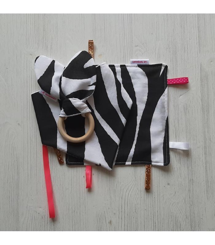 Kraamset Zebra