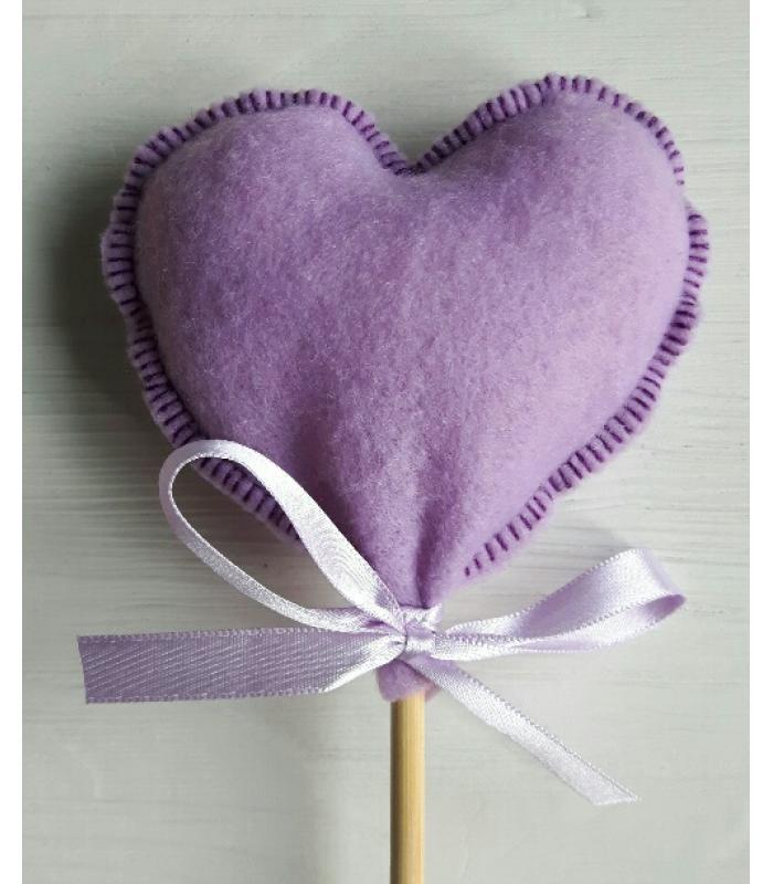 Hart stok lila