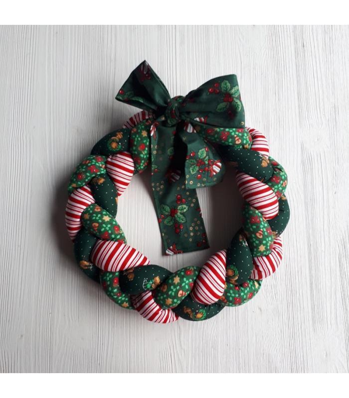 Kerstkrans Hulst