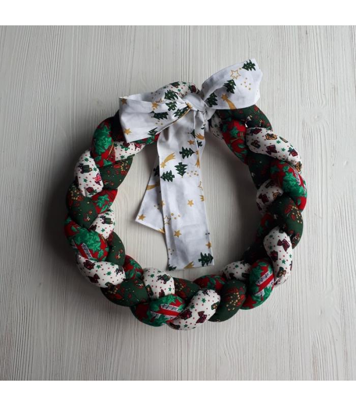 Kerstkrans Vallende ster