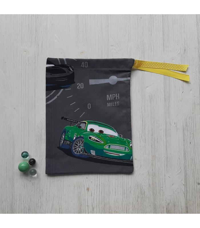 Knikkerzak Auto 2