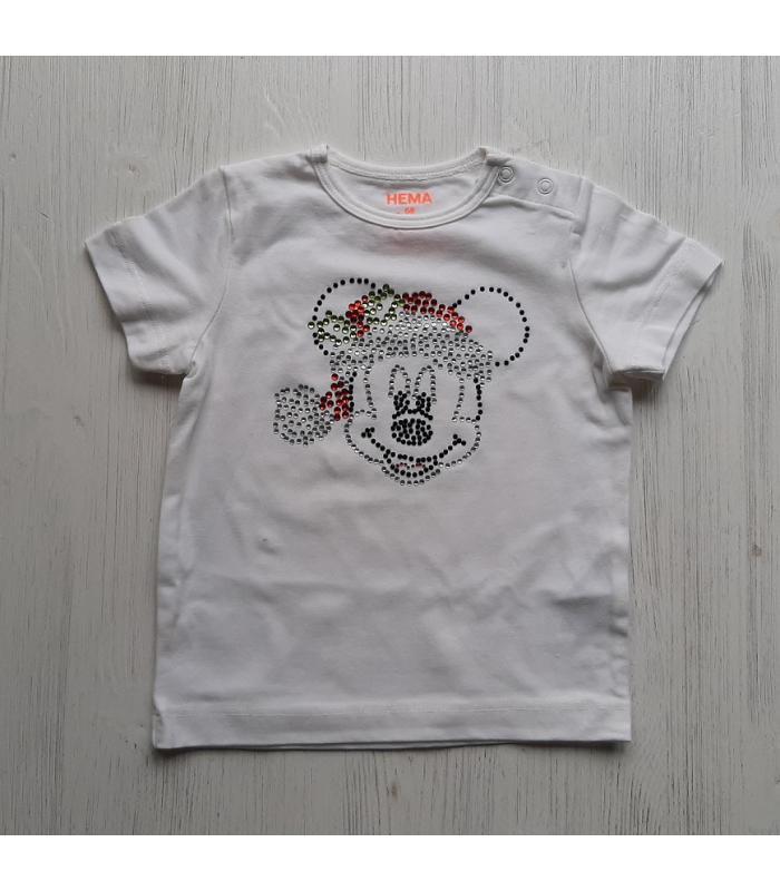 T-shirt Hotfix Mickey Mouse