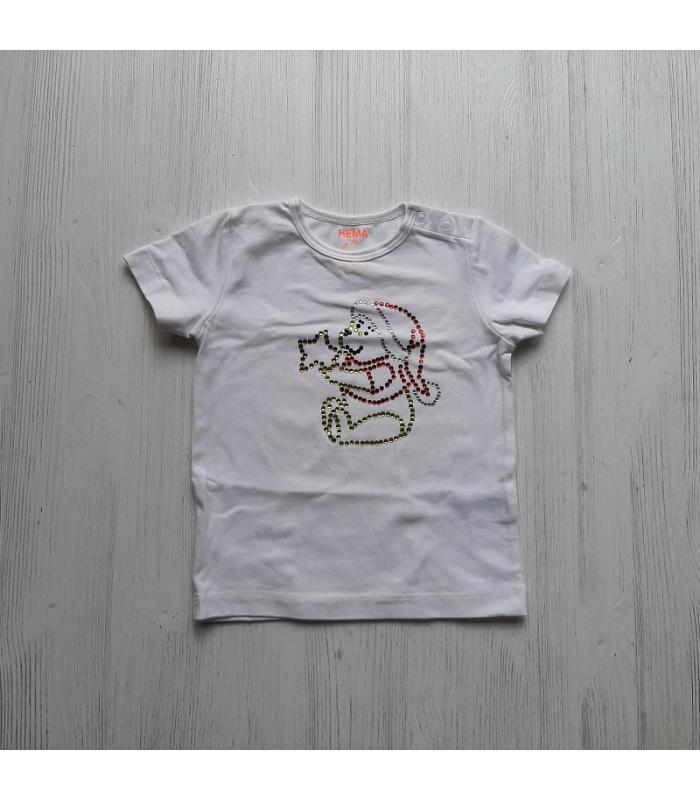 T-shirt Hotfix Winnie the pooh