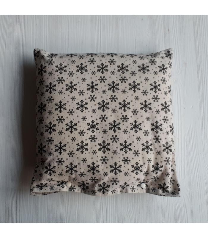 Kussenhoes Kerst Sneeuwvlok