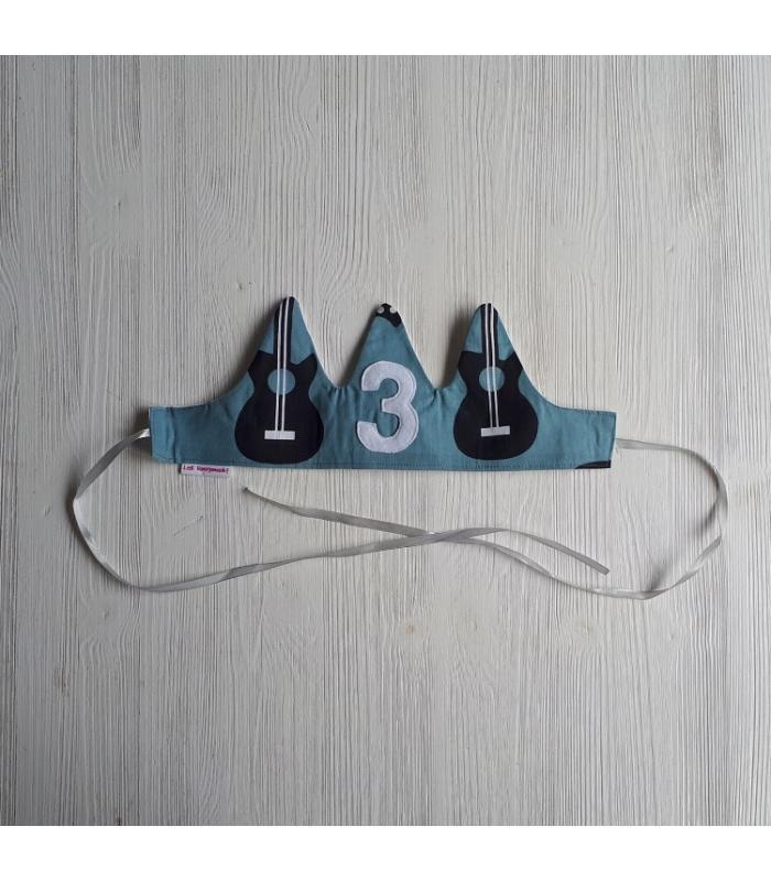 Verjaardagskroon 3 Gitaar