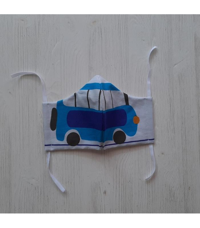 Mondkapje Man Bus