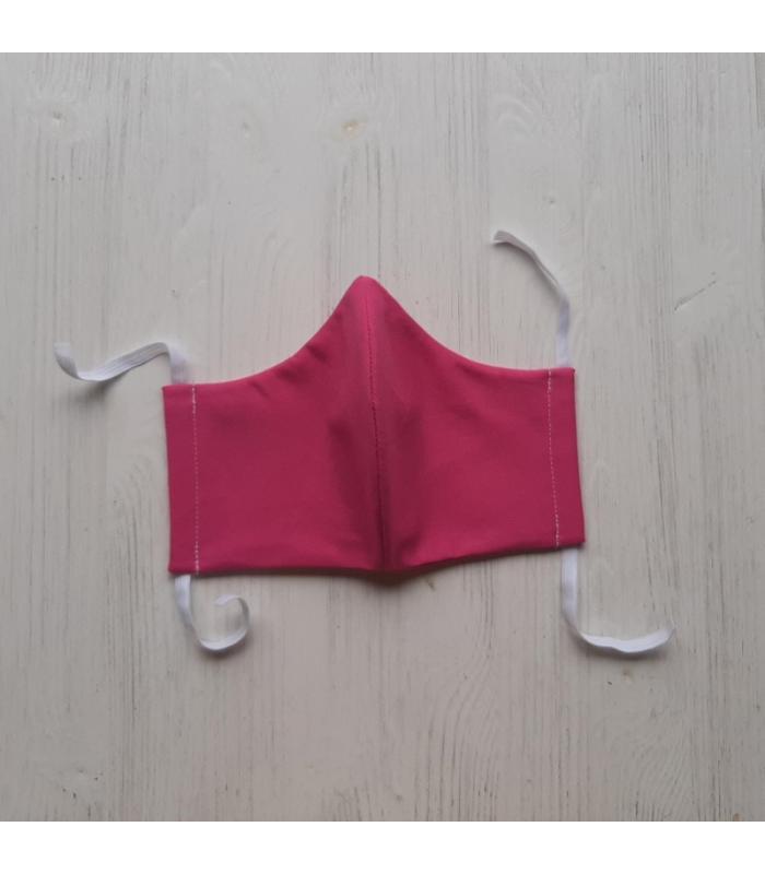 Mondkapje Vrouw Roze