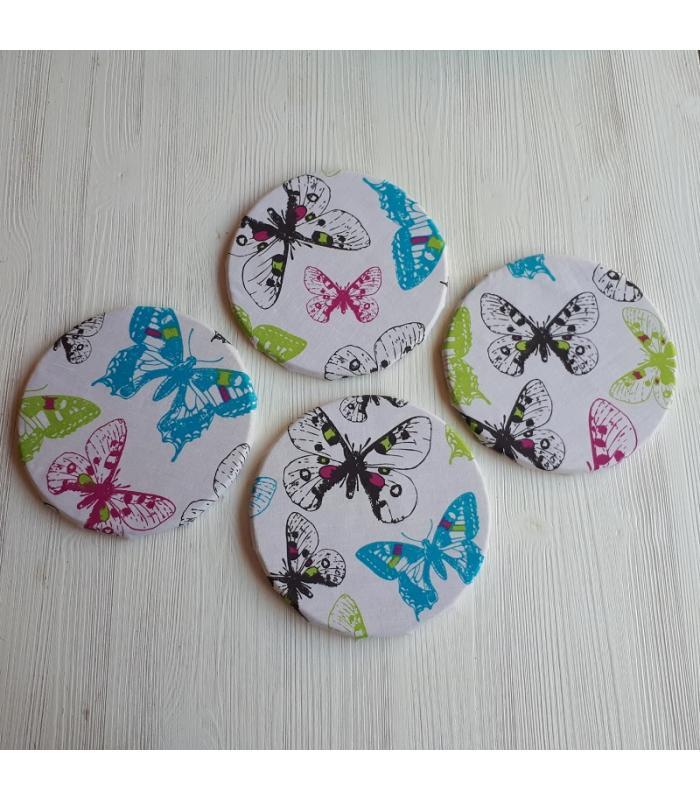 Memobord Vlinders