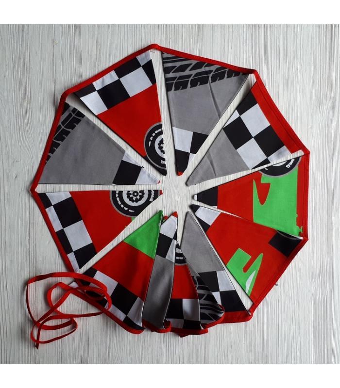 Vlaggetjes F1 punt